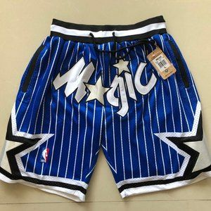 JUST ★ DON Orlando Magic Sportswear fitness Shorts
